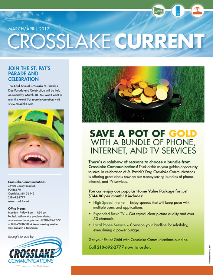 Cornerstone Group - Products - Print Newsletters